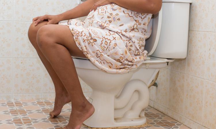 weken zwanger en diarree